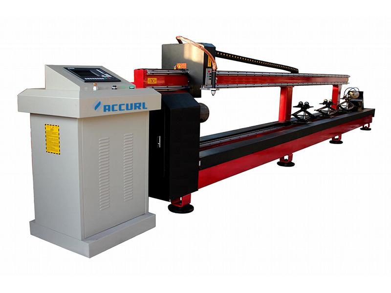 CNC stroj za rezanje cevi