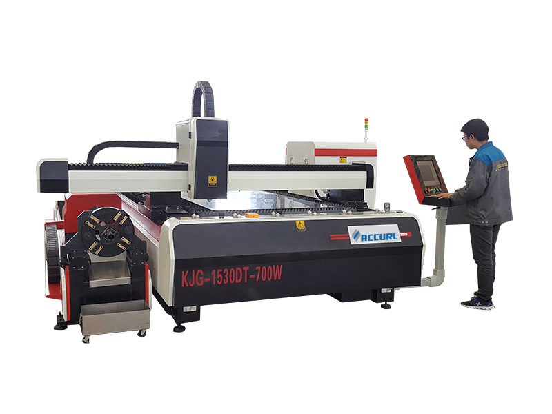 stroj za lasersko rezanje cevi