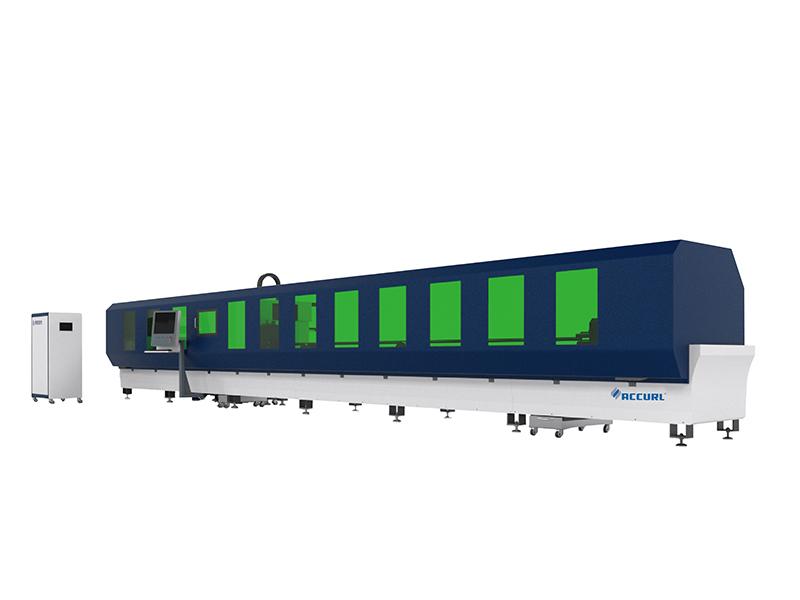 Laserski stroj za lasersko rezanje kovinskih cevi za prodajo