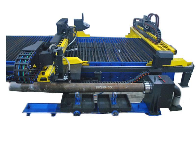 stroj za rezanje jeklenih cevi